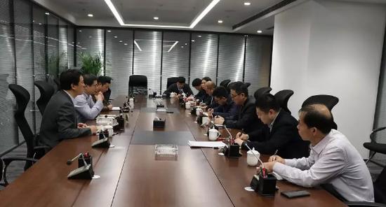 西咸集团召开动员部署会,学习贯彻新区?#24443;?#22996;主要领导重要讲话精神