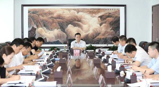 康军主任:西咸新区要争当自由贸易试验区建设全省排头兵