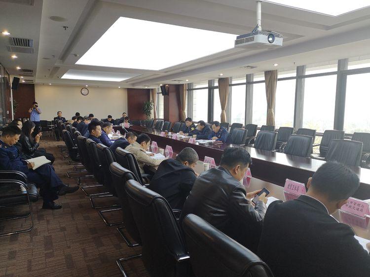 沣东新城召开整治食品安全问题联合行动部署会议