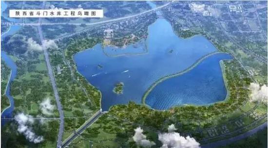 水面面积将达到10.4平方公里