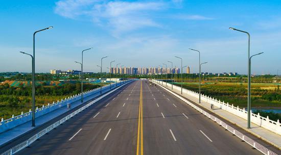 南山北水·灵动泾河:城市名片亮起来