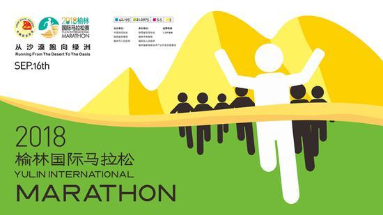 2018榆林国际马拉松赛将在9月16日鸣枪起跑。