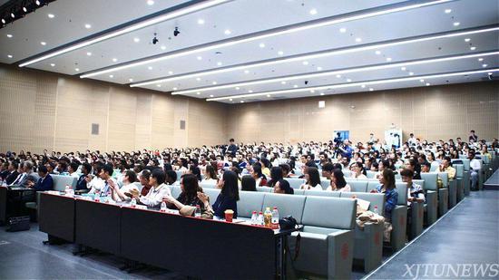 """西安交通大学""""新港报告""""医学与健康系列开讲"""