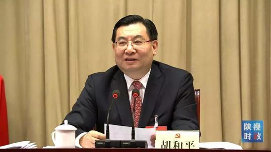 省委书记提供新思维导图,2020陕西定下了这些事儿