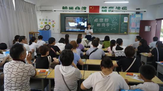 家门口的好学校 曲江第八小学的百年故事