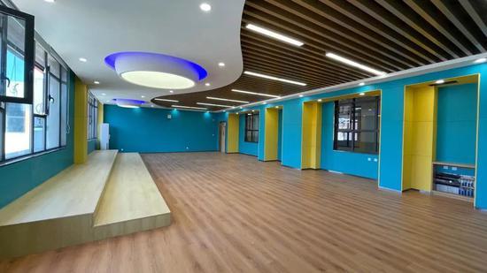 西咸新区4所学校提前完工 新增学位4920个