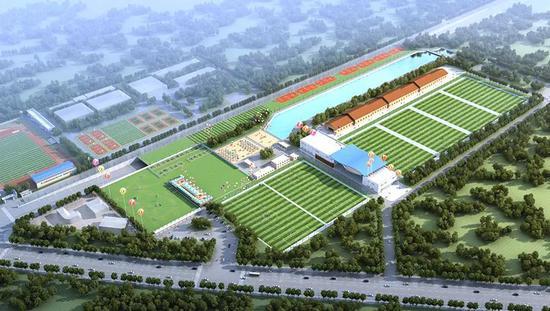 陕西省体育训练中心