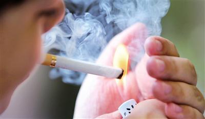 今日是第33个世界无烟日 为人为己 请熄灭手中香烟