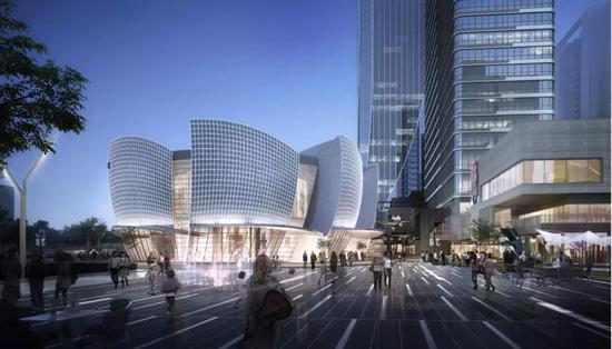网上签约!绿地智创金融谷落户泾河新城,总投资50亿元