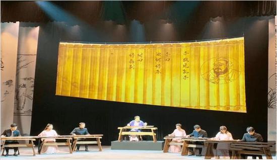 预祝建党100周年公益庆典《静听琴说》活动取得圆满成功