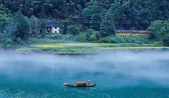 一起去探索这个南国之灵秀的陕南明珠