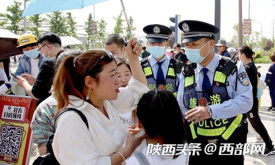 端午假期陕西5.6万民警保障社会治安大局平安稳定
