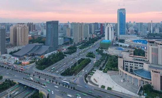 二、曲江新区-西安明确部分区域城市管理区界 看看你家归哪个管辖