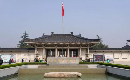 安排!陕西历史博物馆新馆计划2019年开工!