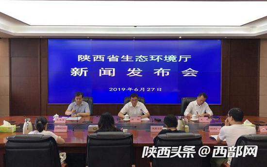陕西省生态环境厅通报《陕西省碧水保卫战2019年工作方案》落实情况。