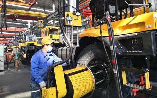 进行时!西咸新区已有75家规上工业企业近万人复工复产