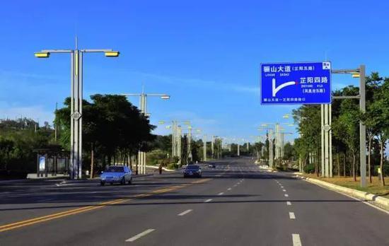 西安临潼度假区这三条路竣工通车啦