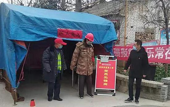 """西咸新区51名 """"第一书记""""战在一线!"""