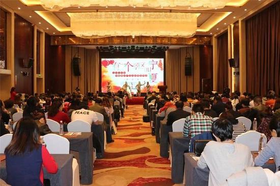 宁夏在西安举办旅游推介会 清明小长假沙坡头半价优惠