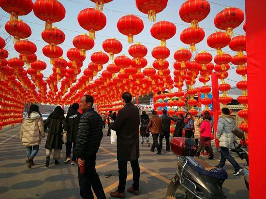 西安年·最中国 | 春节期间,泾河新城年味浓旅游火