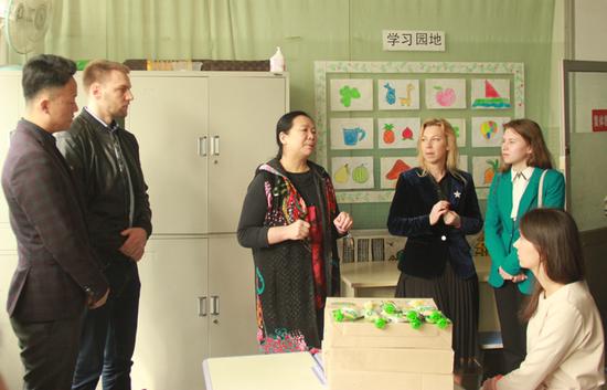 沣东新城俄商投资企业回馈社会 捐赠百万元婴幼儿食品