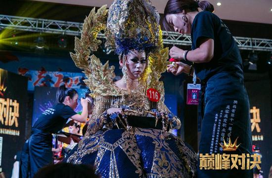 """陕西省第十一届""""奢艺杯""""美容美发职业技能成功举办"""