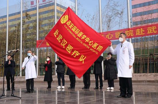 西安国际医学投资股份有限公司董事长史今:坚守大爱初心