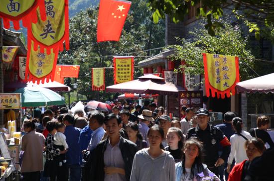 创新产品供给 曲江文旅国庆黄金周提升全域旅游新体验