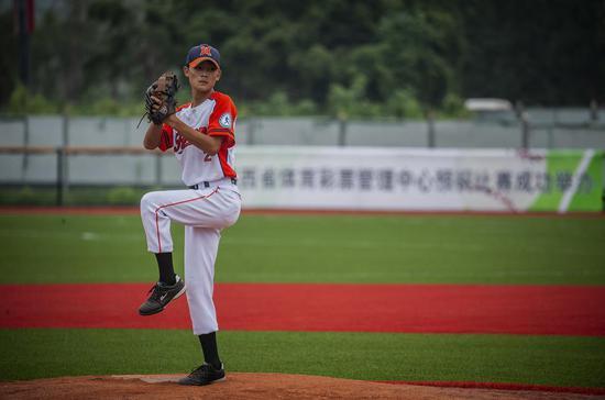 """2020""""中国体育彩票杯""""青少年棒垒球锦标赛赛场花絮"""