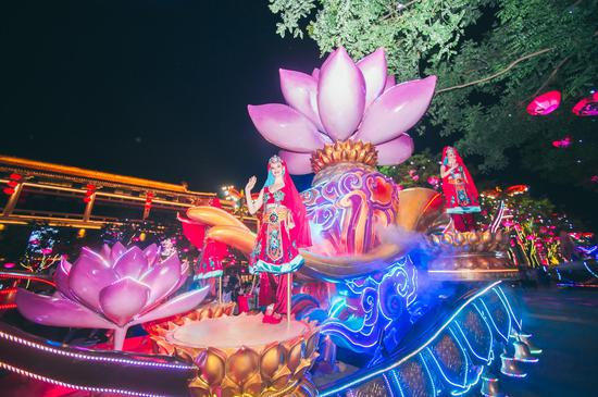 2019华侨城 西安文化旅游季成功举办