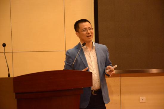 陕西区块链产业技术创新联盟发起人杨若松
