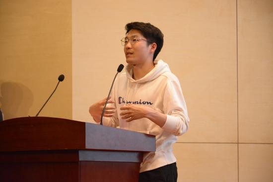 量子链中国区首席开发工程师徐小龙