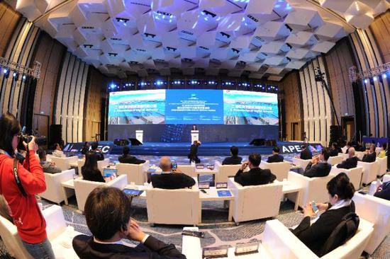 2018第四届中国西部国际电子商务大会开幕