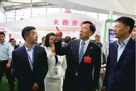 陕西省副省长魏增军