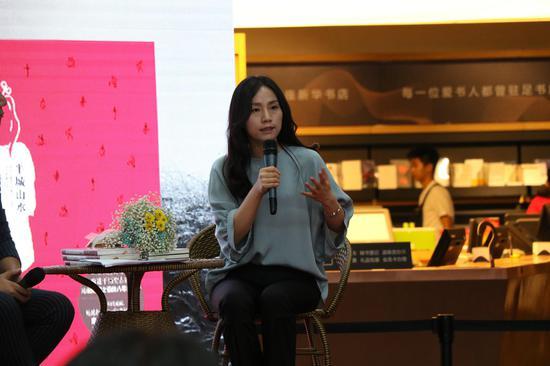 《石峁王国之石破天惊》《半城山水一程语》 陕北美女作家杨瑞新书发布会成功举办