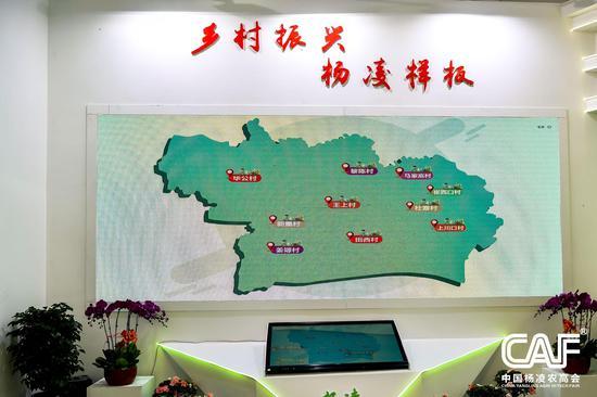 杨凌13项乡村振兴标准亮相第26届农高会