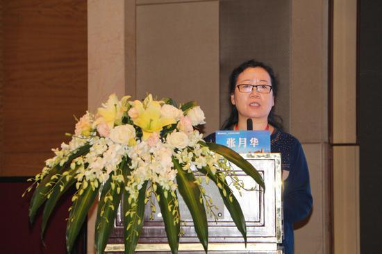 北京大学第一医院张月华教授