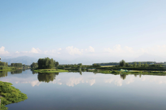 西安高新区扎实推动水生态环境不断向好