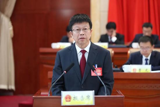 聚焦两会 吴堡县人民政府工作报告速读