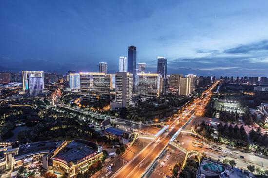 陕西2家企业位列世界500强