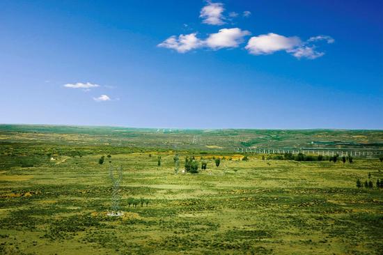 绘就高质量发展生态画卷 ——神东煤炭集团生态文明建设纪实