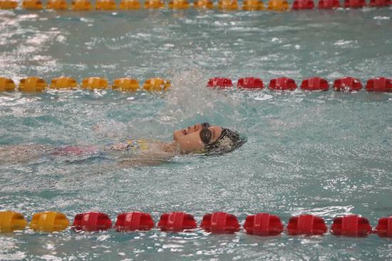 宝鸡市第十二届运动会2020年青少年游泳比赛圆满落幕