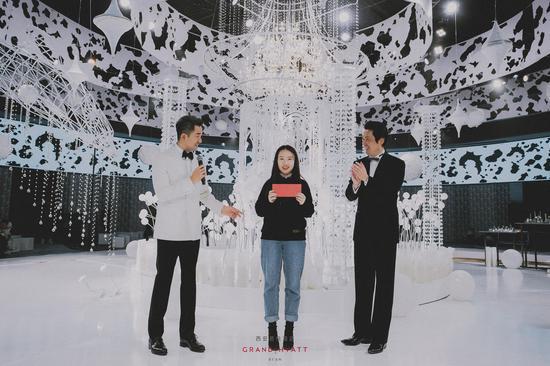 悦享幻境——西安君悦酒店秋冬婚纱完美发布