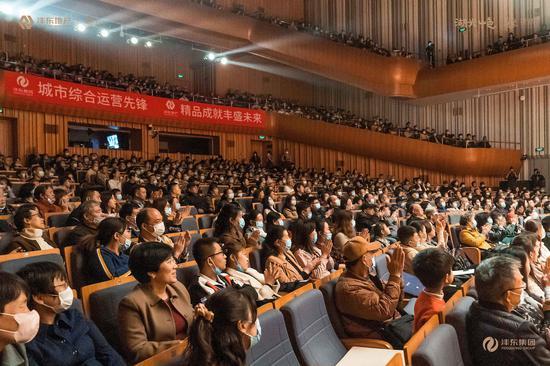 沣东地产第二届业主文化节活动温暖落幕