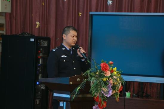 共青团未央区委开展网络安全宣传周校园日主题活动