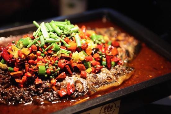 探鱼西安城东城西联袂打造两店新增水阁顾客美食节极致图片