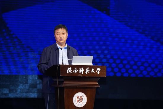 新时代·新经济·新智能 2018第八届陕西省互联网大会盛大启幕