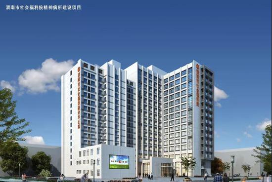 省民政厅星级评审专家组高度评价渭南市社会福利院养老工作