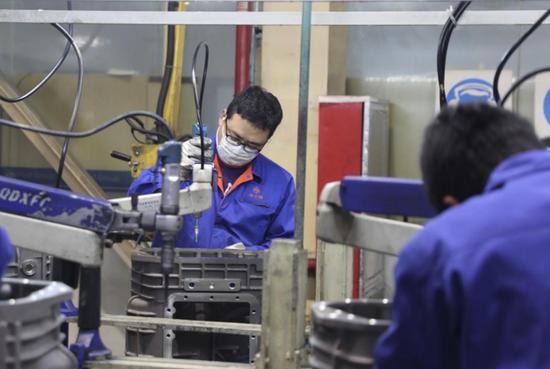 西安高新区505家企业复工背后:疫情防控与经济发展双线作战
