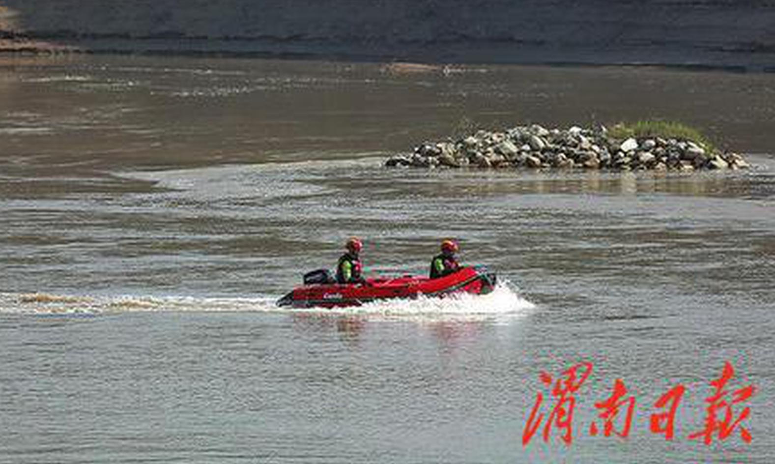渭南市全面加强防汛备汛工作